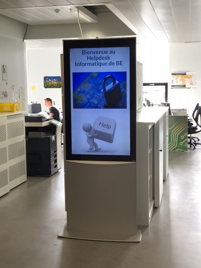 Digital Signage Showcase & Hospital