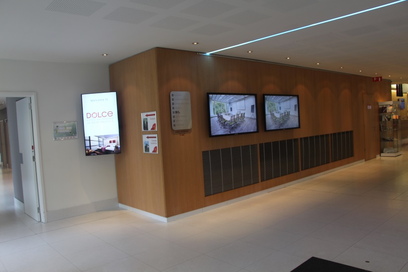 Digital Signage Internal communication